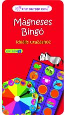 Mágneses társasjáték - Állatos bingó