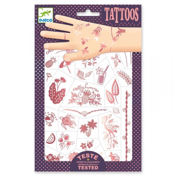 Tetoválás – Hello Summer