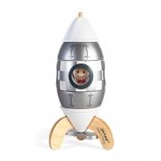 Mágneses összerakható rakéta