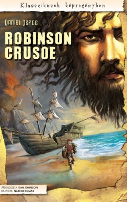 Robinson Crusoe - Klasszikusok képregényben