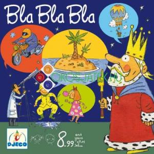 Bla bla bla - társasjáték