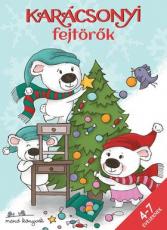 Karácsonyi fejtörők 4-7 éveseknek