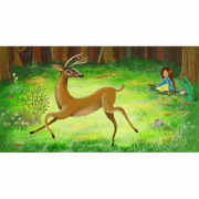 Borsi az erdőben (Ringató)