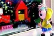 Böbe baba a játékboltban