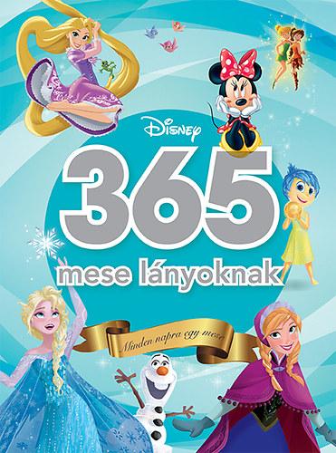 365 mese lányoknak (Minden napra egy Disney mese)