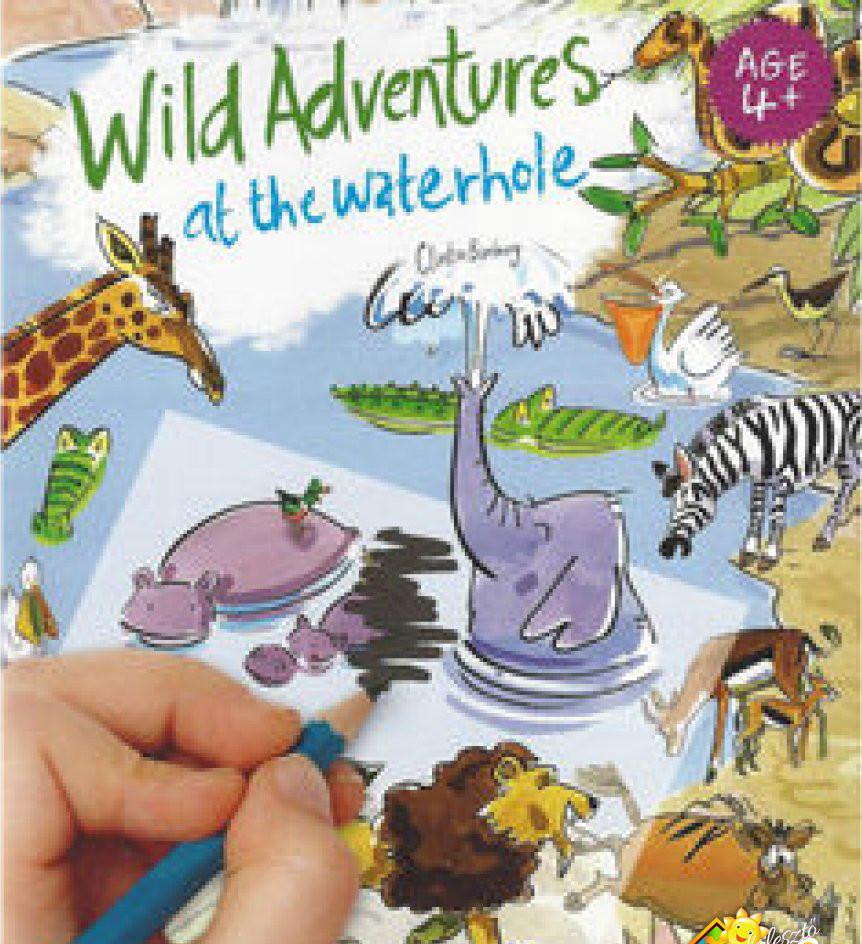 Satírozó meséló - Szafari kaland